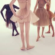 Christian Louboutin Nudes collection