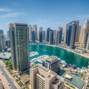 Dubai; image from Core Savills report