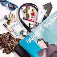 Promotional image for Harper's Bazaar's Fabulous at Every Age contest