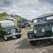 Land Rover Classic models