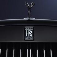 Rolls-Royce Black Badge insignia