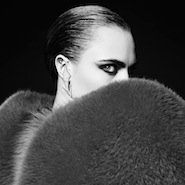 Cara Delevingne for Saint Laurent Paris' Le Collection de Paris