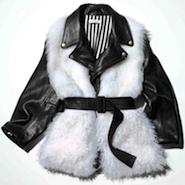 Barneys Leather Jacket by Altuzarra