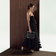 Hikari Yokoyama for Ferragamo and Wallpaper* magazine