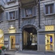Global Blue Lounge in Milan