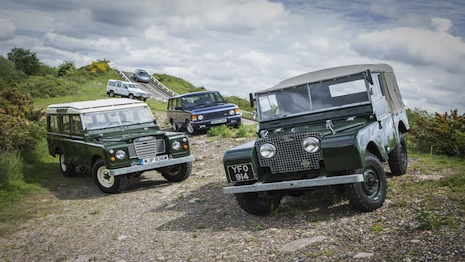 land rover classic 465