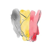 Prayers for Brussels, image by @geesubay