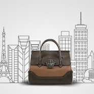 Versace's 7 Bags for 7 Cities contest