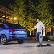 Audi Q3 mobility concept