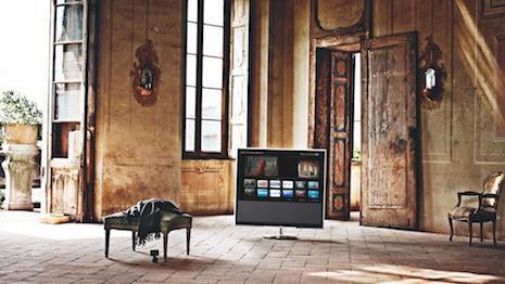 Bang & Olufsen television