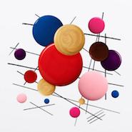 Chanel's interpretation of Vassily Kandinsky's artwork