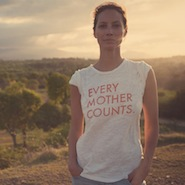 Christy Turlington Burns for Every Mother Counts