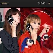 Karl Lagerfeld-shot advertising campaign for Fendi