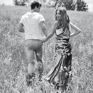 Image from Ralph Lauren's Tender Romance campaign