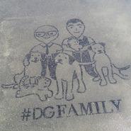 Dolce & Gabbana street art