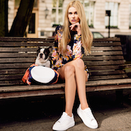 Canine Collection shoot for Lyst
