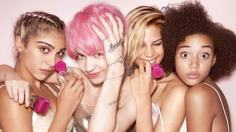 Stella McCartney's Pop campaign