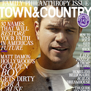 Town & Country June/July 2016 cover