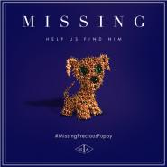 Van Cleef & Arpels' missing puppy