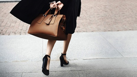 Armani's Le Sac 11 handbag
