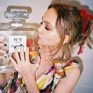 Lily-Rose Depp for Chanel N°5 L'Eau