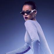 Rihanna has designed sunglasses for Dior