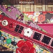 Anna Dello Russo's Snapchat story for Dolce & Gabbana