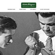 Ferragamo's CSR Web site homepage