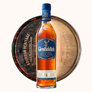 Glenfiddich Bourbon Barrel Reserve 14 Year Old