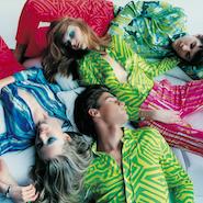 Gucci spring/summer 1996 ad campaign by Mario Testino