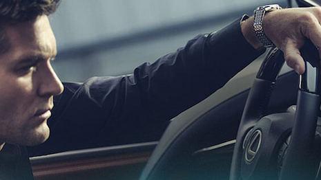 Lexus driver 465