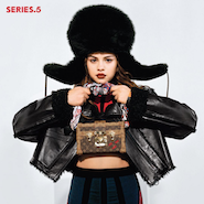 Louis Vuitton Series 5 featuring Selena Gomez