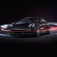 Porsche Dynamic Lighting System
