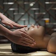 Promotional image for Mandarin Oriental Las Vegas' Digital Detox Weekend Retreat