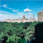 Ritz-Carlton Instagram of Central Park hotel