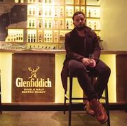 Josh Perkowitz curated Glenfiddich's Wardrobe XXI