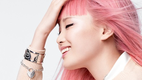 Fernanda Ly for Tiffany's #LoveNotLike