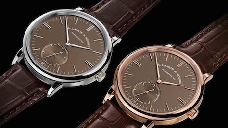 A. Lange & Söhne Saxonia Automatic timepieces