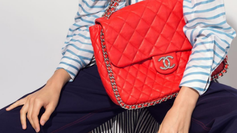 Chanel handbags proved popular in resale