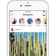 Instagram's new stories