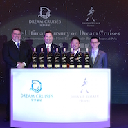 Johnnie Walker House and Dream Cruises partnership