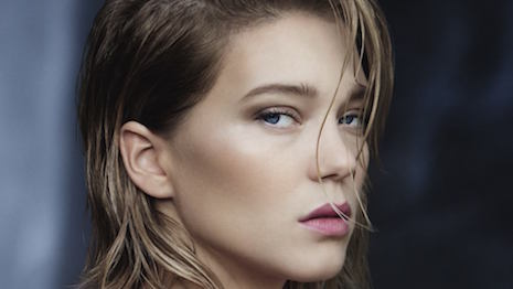 Léa Seydoux for Les Parfums Louis Vuitton