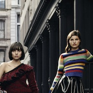Net-A-Porter, statement knit for fall/winter 2016