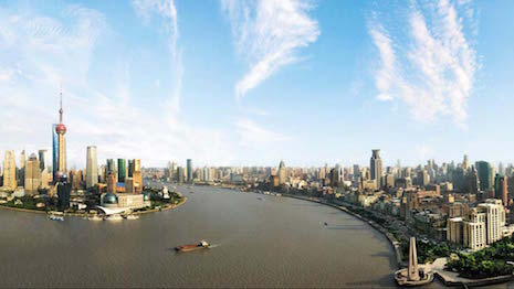 Shanghai; image courtesy Remote Lands