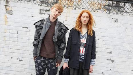 Vivienne Westwood autumn/winter 2016 campaign image