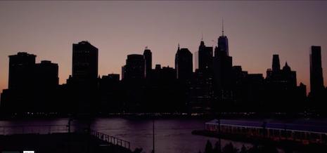 Manhattan skyline. Courtesy of Westfield