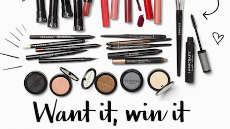 Sephora Collection is turning its attention toward Instagram