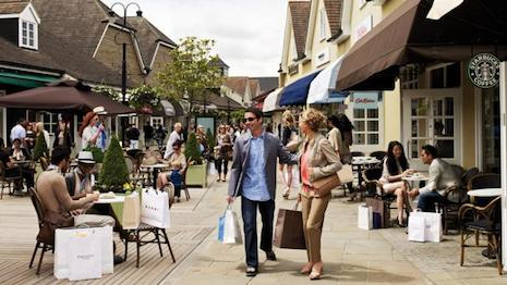 Value Retail's Bicester Village