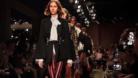 Digital is a serious business for Burberry