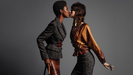 Tom Ford's fall 2016 campaign